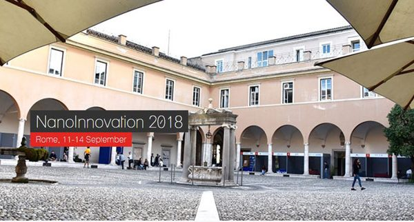 2° Workshop AgriNanoTechniques – NANO INNOVATION 2018