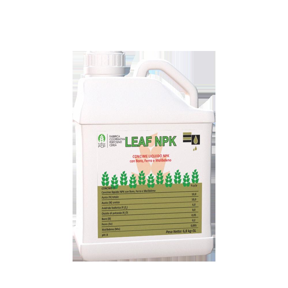 Leaf NPK