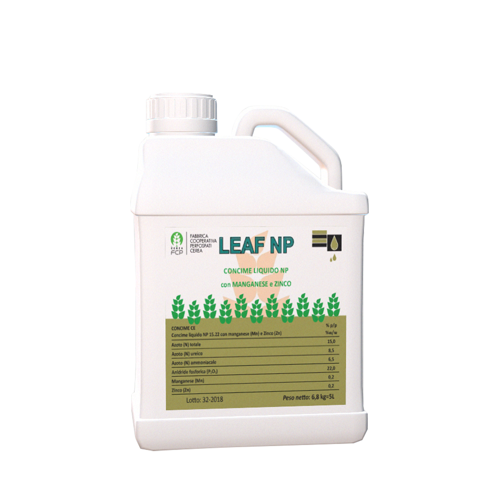Leaf NP